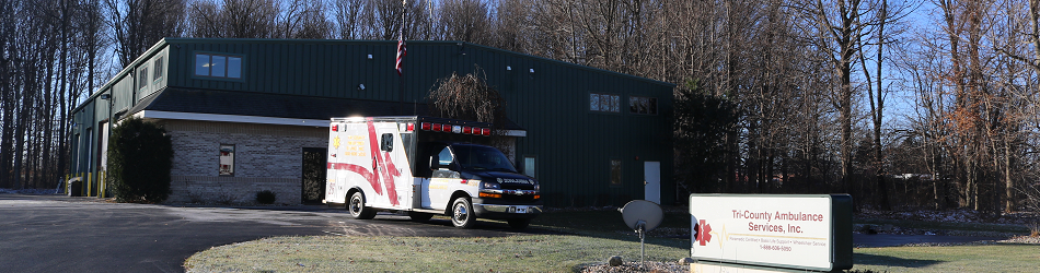 Tri-County Ambulance Service Inc  // 1-888-606-5050